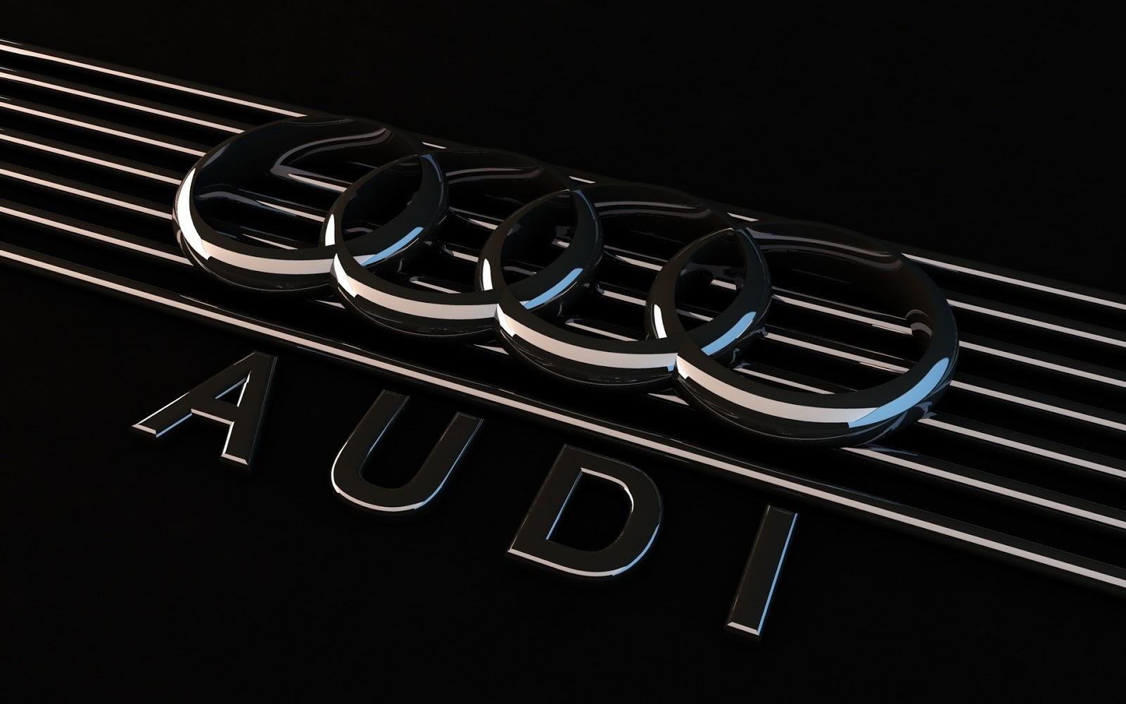 Car Logos 77: Audi Logo