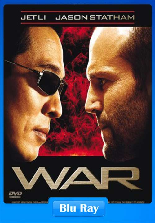 War 2007 Hindi BRRip 720p Dual Audio ESub | 480p 350MB | 200MB HEVCx264 Poster