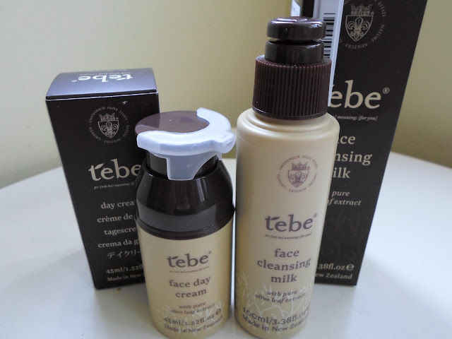 Tebe Skin Care - Cleansing Milk