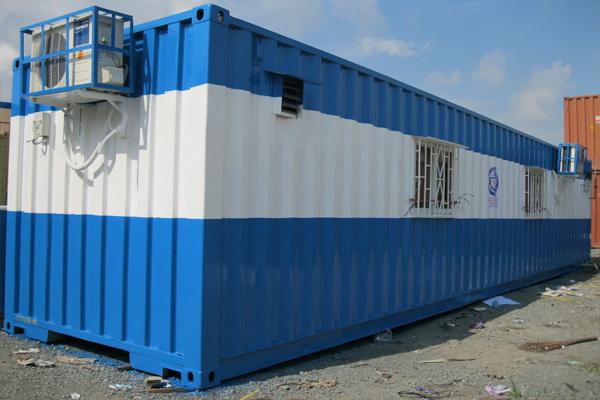 container 40 feet nặng bao nhiêu tấn