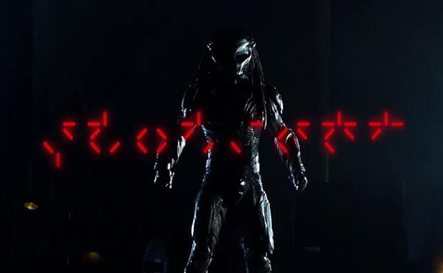 Depredador, cine, estreno