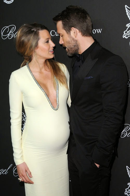 Blake Lively and Ryan Reynolds became parents