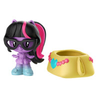 MLP Blind Bags, Confetti  Twilight Sparkle Equestria Girls Cutie Mark Crew Figure