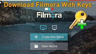 Wondershare Filmora Serial Keys - Best Free Video Editing Software