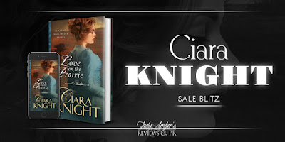 Sale Blitz: Love on the Prairie by Ciara Knight