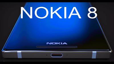 Nokia 8 Smartphone Pertama Hadir Dengan Android O