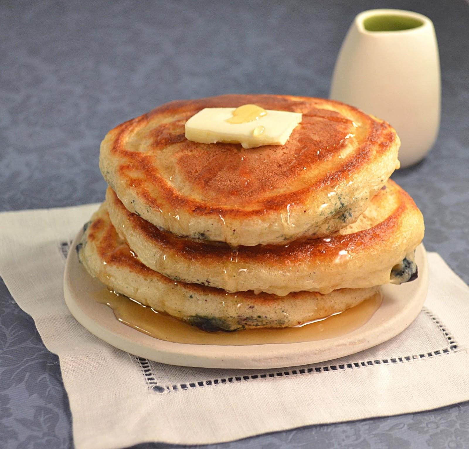 Jilly...Inspired : Scrumptious Church Cookbook Pancakes