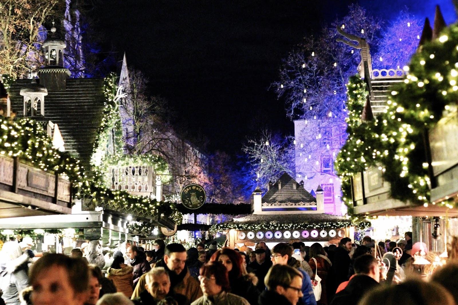 Heimat der Heinzel Cologne Christmas market
