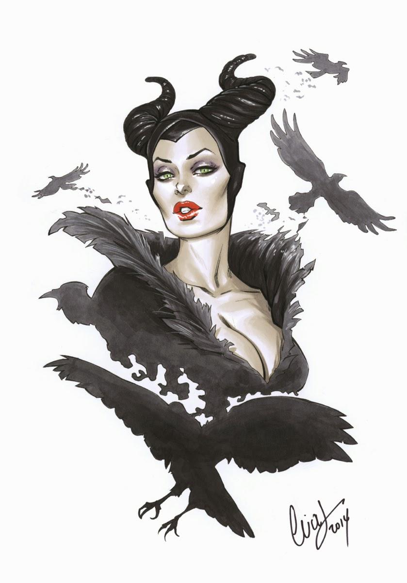 Everything Is Art Best Of Disney S Maleficent Fan Fic Art Works