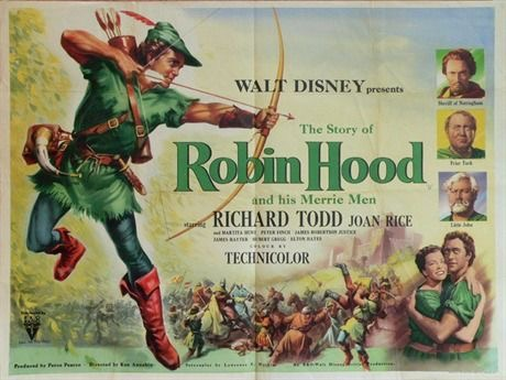the story of triumph in paul creswicks story robin hood The adventures of robin hood is still complete with an arrow-splitting shot by robin, the love story with marian (proving the triumph of good over evil.