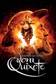 Capa O Homem que Matou Dom Quixote Torrent – Bluray 720p | 1080p Dual Áudio (2018) Download