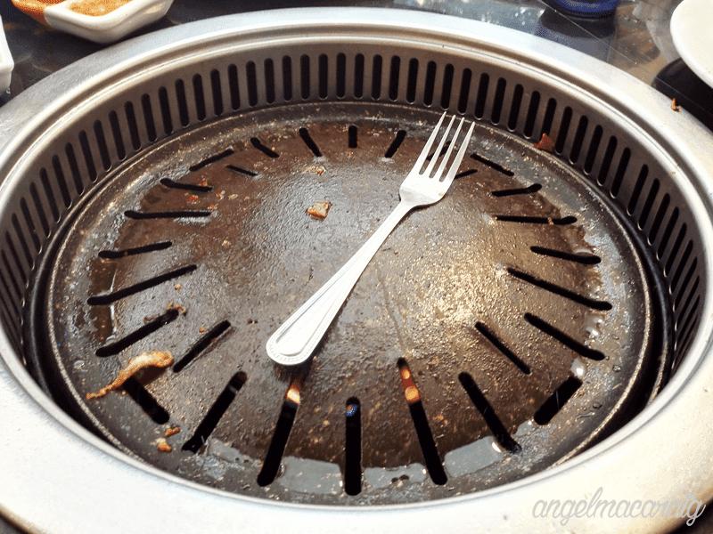 Grilled Fork