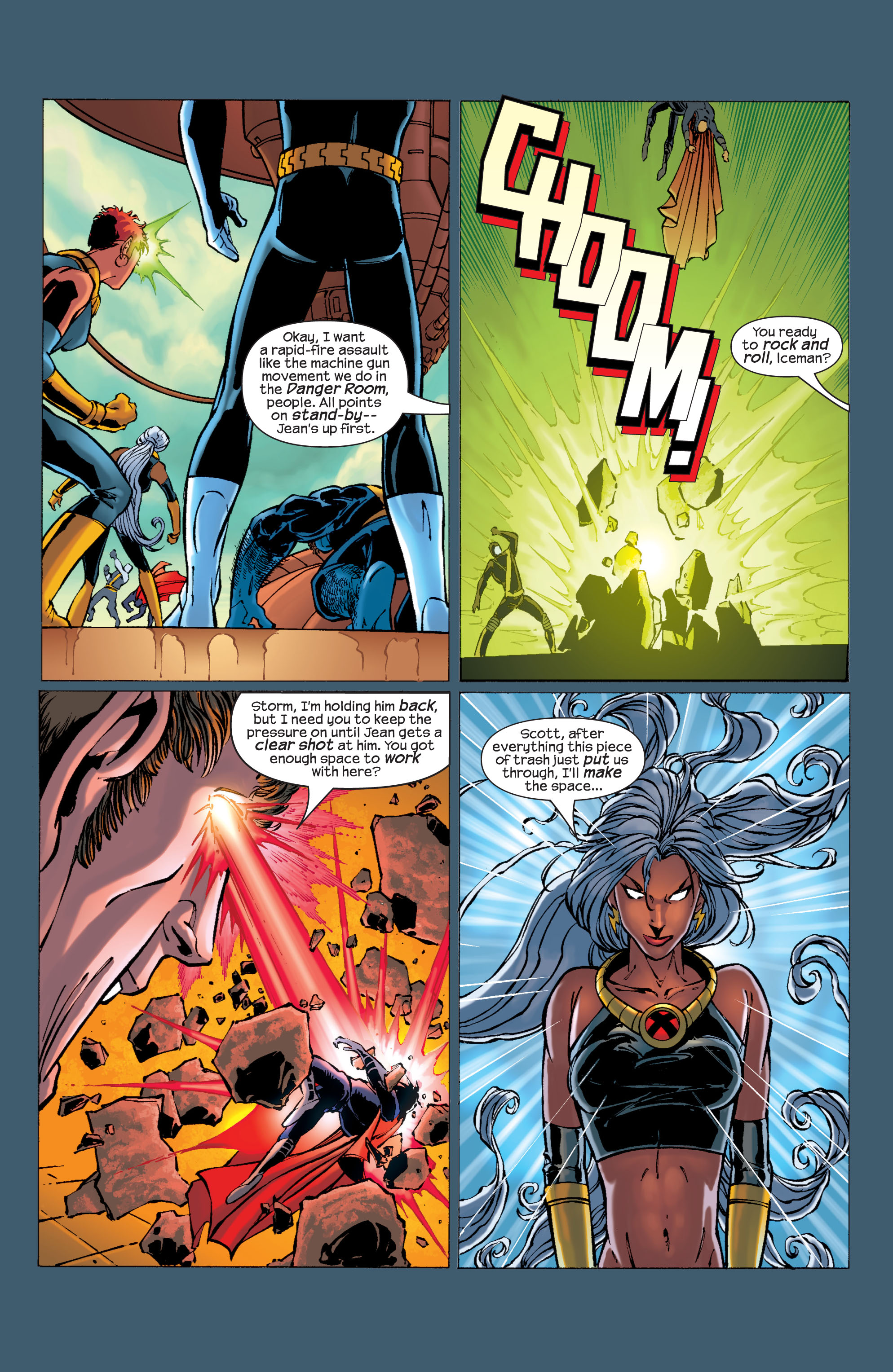Read online Ultimate X-Men comic -  Issue #31 - 12