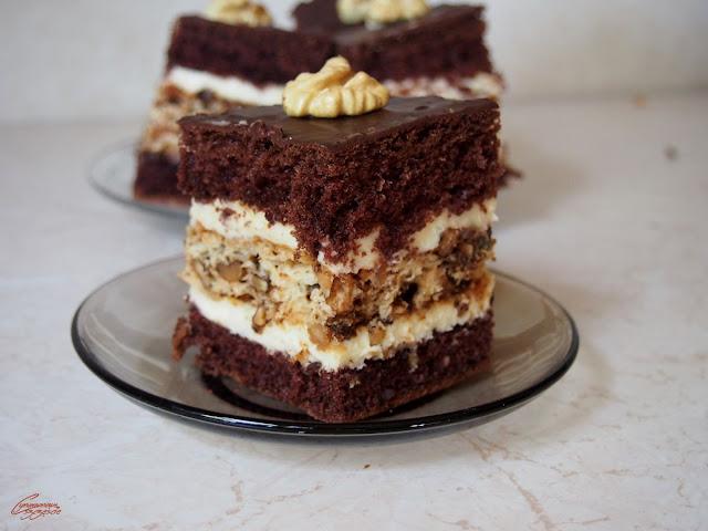 Marysieńka - ciasto siostry anastazji