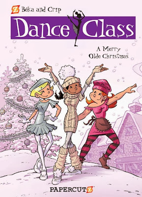 Dance Class vol. 6 - A Merry Olde Christmas