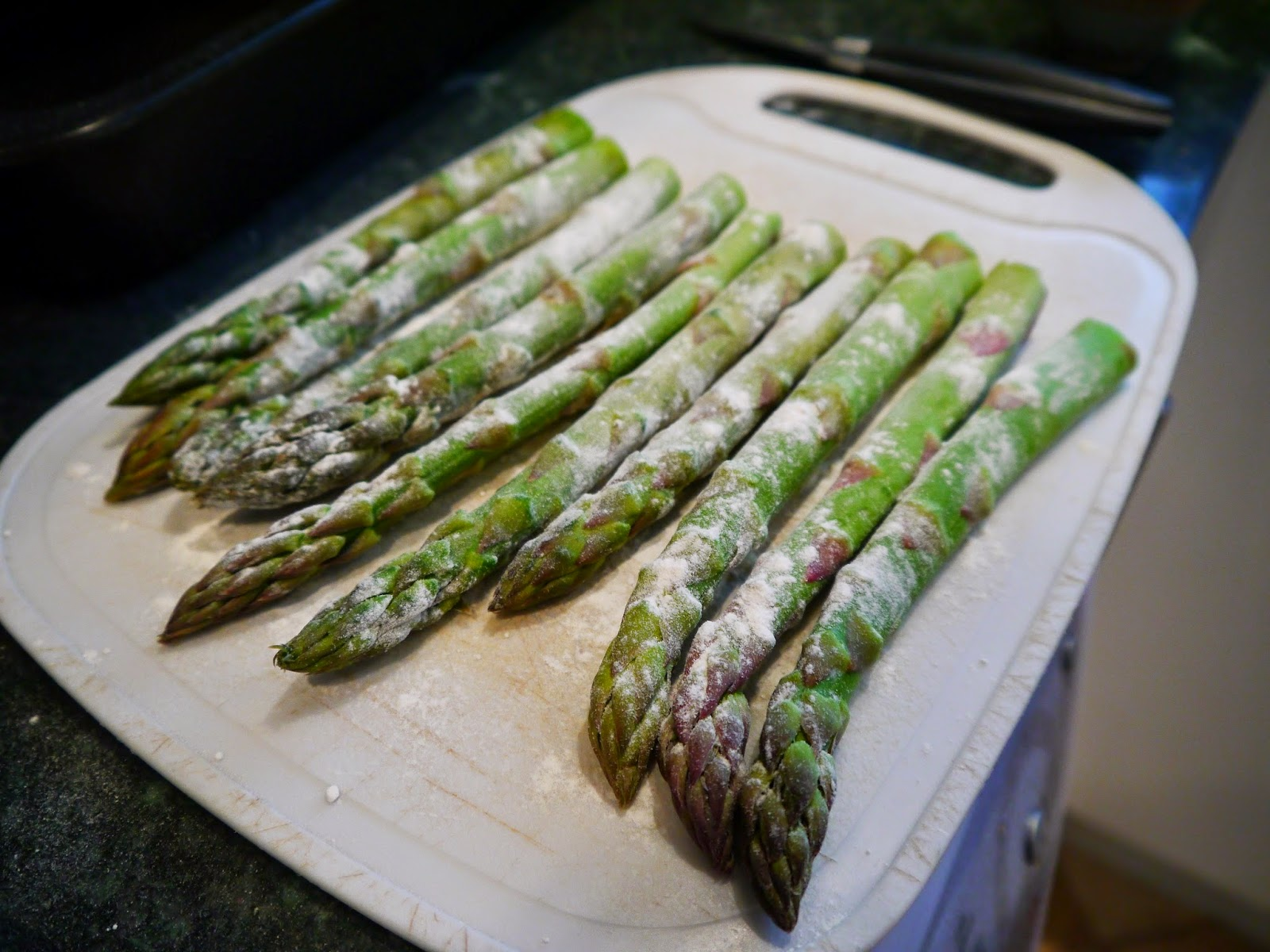 Healthy Snacks Parmesan Asparagus The Betty Stamp