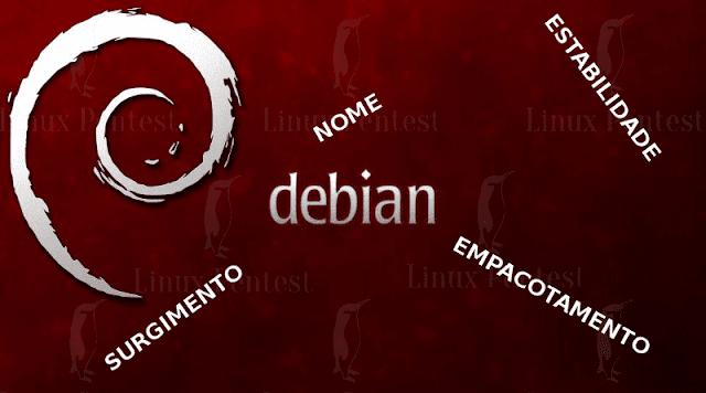 Debian: Surgimento, Filosofia, Nome, Estabilidade, Empacotamento.