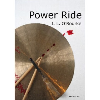 """Power Ride"" by Christchurch author J.L. O'Rourke"