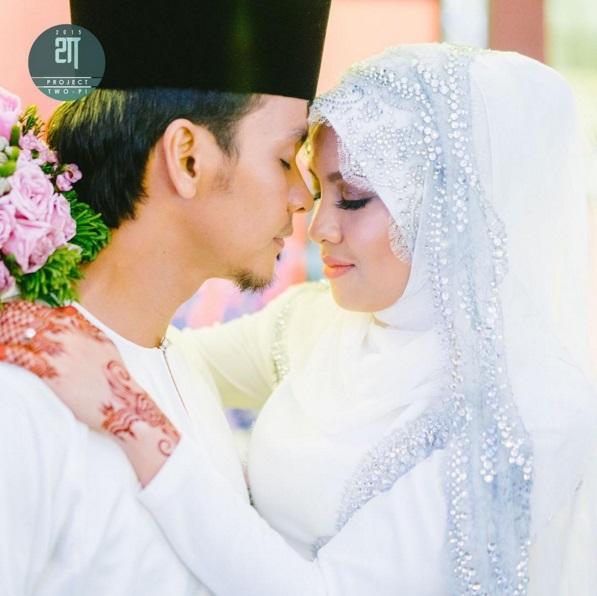 22 Foto Sekitar Majlis Akad Nikah Jihan Muse Dan Ungku Hariz Yang Menonjolkan Watak Sebenar Pasangan Pengantin