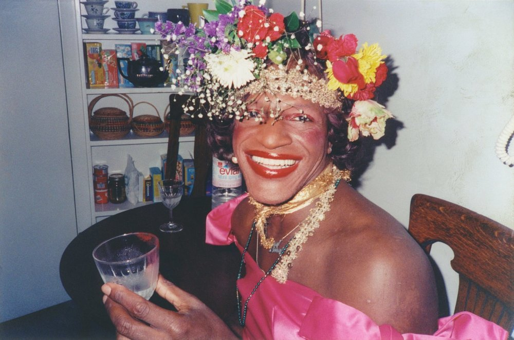 Fotografía de The Death and Life of Marsha P. Johnson en Netflix