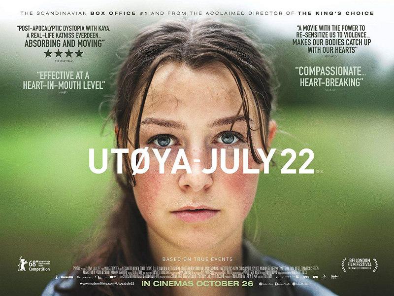 UTØYA-JULY 22 poster