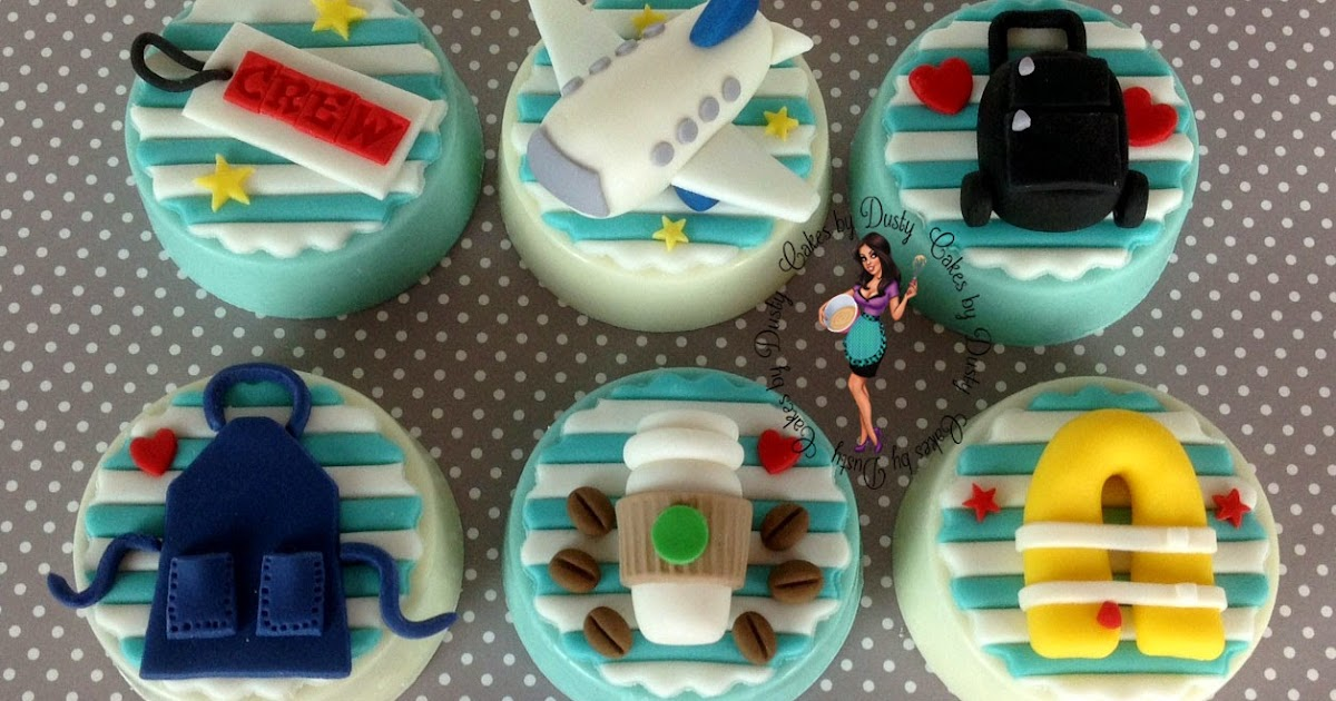 Cakes By Dusty Flight Attendant Cookies