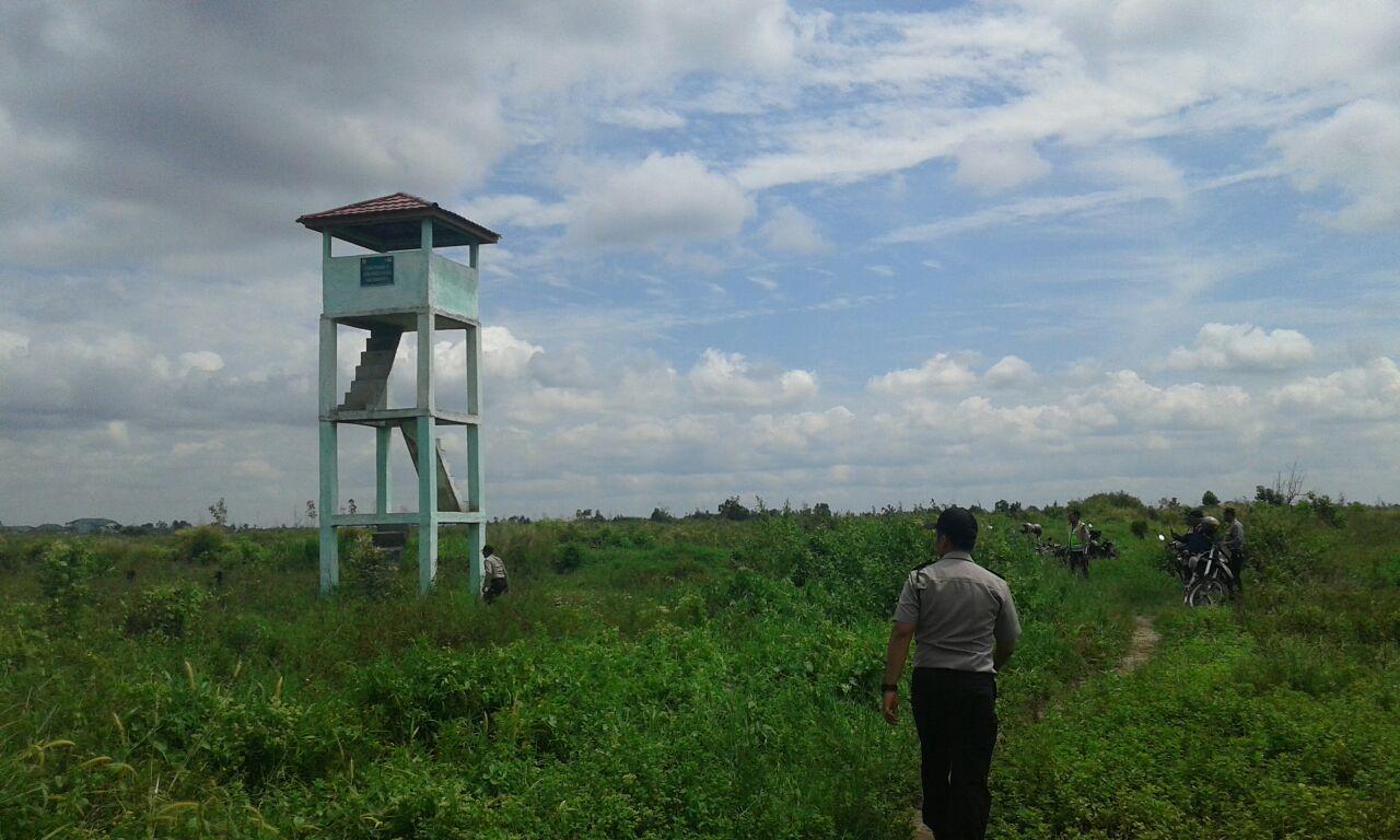 Polresta Banjarmasin Dirikan Pos Pantau di Tiga Kecamatan Rawan Karhutla