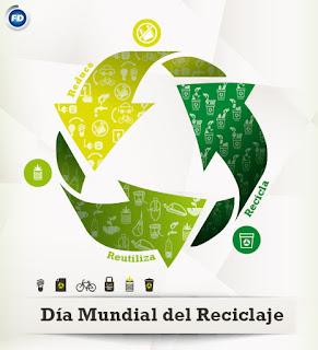 Día Mundial del Reciclaje 2017 - Fénix Directo Blog