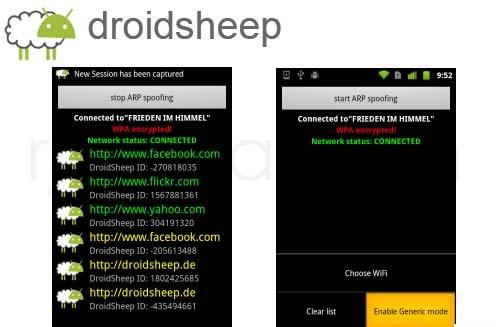 Robo de cookies desde Android | EncodingTheCode