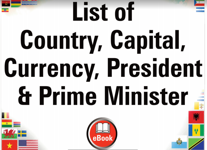 Currency Of Countries Pdf