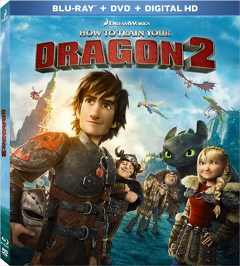 Free Download How To Train Your Dragon 2 (2014) Dual Audio Hindi 720p BluRay 800mb