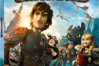 How To Train Your Dragon 2 (2014) Dual Audio Hindi 480p BluRay 300mb