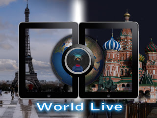 iLive Camera Viewer per iPad