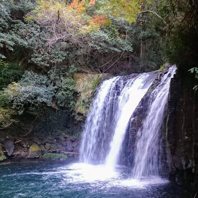 河津七滝 初景滝