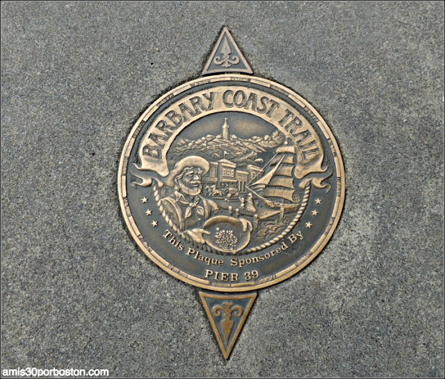 Barbary Coast Trail
