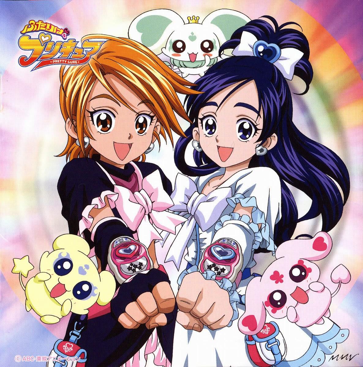 Futari Wa Pretty Cure - Futari wa Precure: Max Heart VietSub (2013)