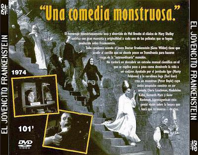 El jovencito Frankenstein - [1974]