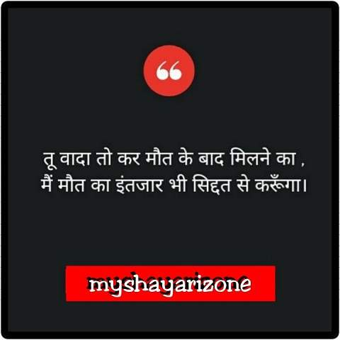 New True Love Shayari for Lovers in Hindi with Image