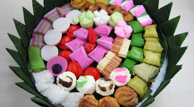 Kue Tradisional Indonesia Yang Paling Dikenal