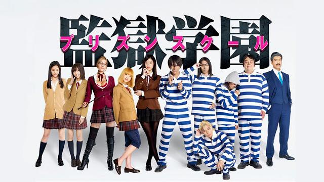 Prison School 6/6 [Sub Español|[Live Action][Dorama][MEGA]