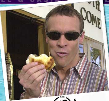 tate donovan behind the scenes the oc