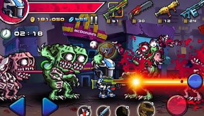 Zombie diary 2 evolution mod apk latest version