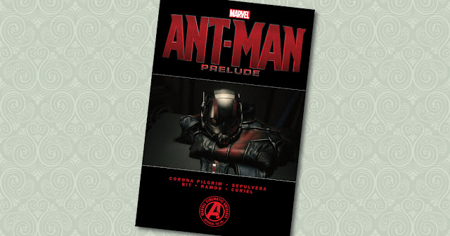 Ant-Man Prelude Cover