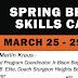 Jr Bison Boys Hosting Spring Break Basketball Camp for Boys Born 2003-2008 on March 25-29