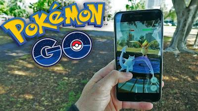 لعبة Pokémon GO مهكرة للأندرويد، لعبة Pokémon GO كاملة للأندرويد