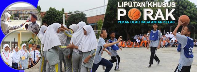 Contoh Proposal Pekan Olahraga Antar Kelas (PORAK) SD SMP SMA SMK
