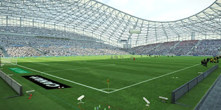 New Stadium Velodromo in GDB 2016 Pes 2013 By Mike Stadium