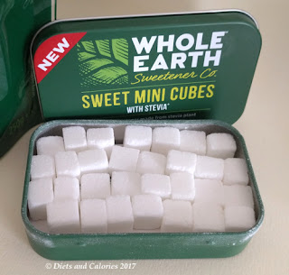 Whole Earth Sweetener cubes