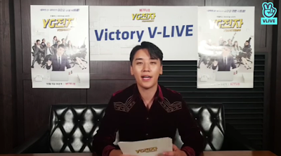 Seungri Victory V Live for YG Sitcom English Sub
