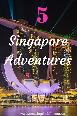 Five interesting and slightly adventurous things to do in Singapore